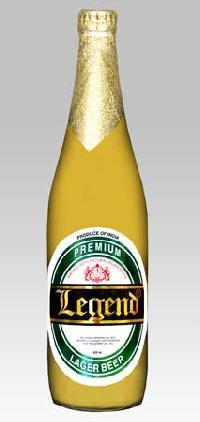 Legend Lager Beer