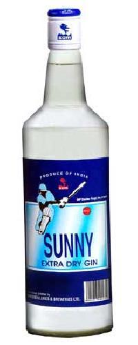 Sunny Extra Dry Gin