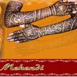 Wedding Mehndi Services