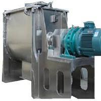 Horizontal Granule Mixer