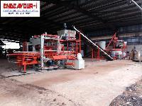 Automatic Concrete Blocks Plant