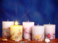 Potpourri Candles
