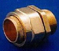 BW 2 Part Brass SWA Cable Gland