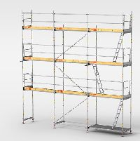 Frame Working Scaffold T 72