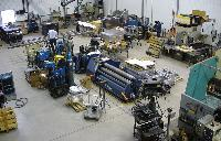 Industrial Equipment Fabrication