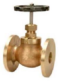 Bronze Globe Valve