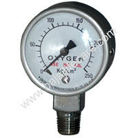 Pressure Gauge Oxygen