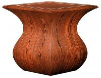 Wood Veneered Dining Table
