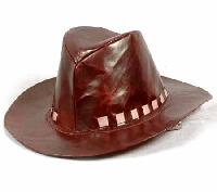 Leather Hat Lh - 01