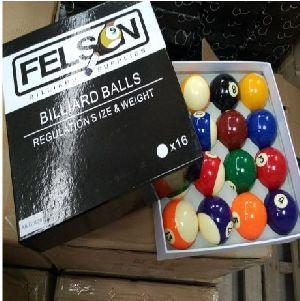 Billiard Balls Felson