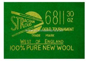 Strachan 6811 Club Snooker Table Cloth 30oz