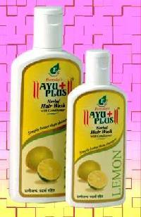 Lemon Hair Wash