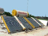 Solar Water Heating System(1000 LPD ETC)