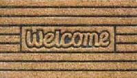 Rubber Backed Door Mat