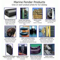 Marine Fender Products