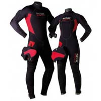 S Dry Hd The Semi Dry Suit