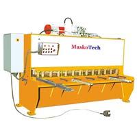 Hydraulic Shearing And Press Brake Machine