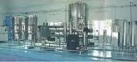 Packge Drinking Water Treatment Plant
