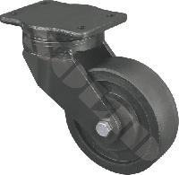 Forged Steel Caster Wheels (TTR Series)