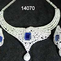 Imitation Cubic Zirconia Jewelry