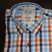 Men Casual Cotton Shirts