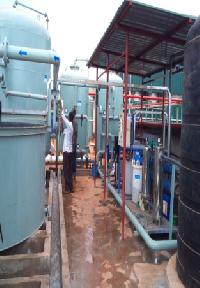 Industrial Reverse Osmosis Water System