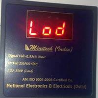Digital Volt And Ampere Meter