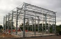 Steel Framed Buildings