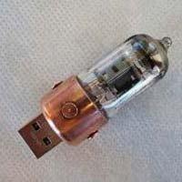 Transistor Shaped Usb Flash Drive