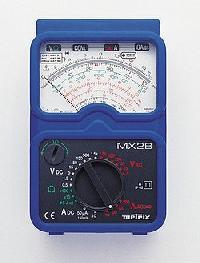 Analog Voltmeters