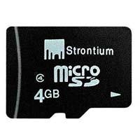 Strontium Micro SD Memory Cards
