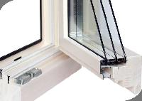 Wood-Aluminum Window