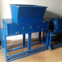 Heavy Duty Plastic Cutting Machine