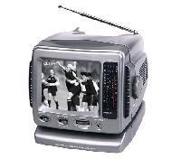 5.5-inch B/w Crt Tv With Am/fm Radio(gw503)