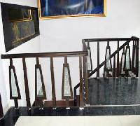 Wooden Stair Railings