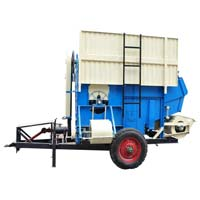 Double Blower Groundnut Thresher