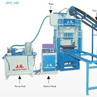 Fully Automatic Fly Ash Bricks & Blocks Machine