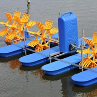 Paddle Wheel Aerator 6 Impeller