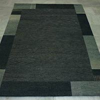 Gabbeh Carpets, Indian Hand Knotted Woolen Carpets