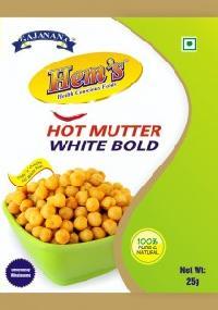 Spicy White Peas