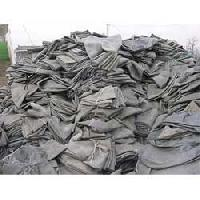 natural raw rubber scrap