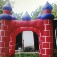 Amusement Park Inflatable Gates