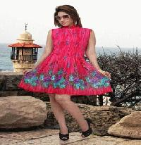 Ladies Georgette Frock Style Kurti