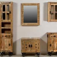Mango Wood Rustic Furniture