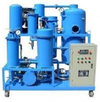 bearing oil filtration machine