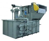 copper wire drawing oil filtration machine