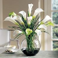 Artificial White Calla Lily Flower