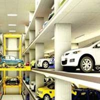 Elevator Car Parking System