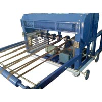 Reel to Sheet Paper Cutting Machine