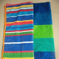 Yarn Dyed Terry Towels